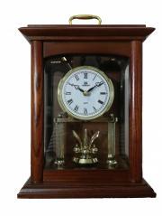 Ceas de birou cu pendul rotativ Merion 6700-0