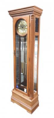 Pendula de podea Adler cu mecanism Hermle 7001-1 Stejar