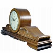 Ceas de birou Adler cu melodie Westminster 7144-0 Stejar 70x28 cm