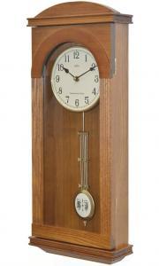 Ceas de perete cu pendul Adler 7000-1 Stejar