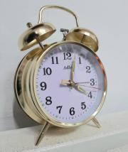 Ceas alarma Adler mecanic 3501-1 gold 16.5x11.5 cm