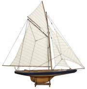 America's Cup Columbia 1901, Small, French Finish AS108F