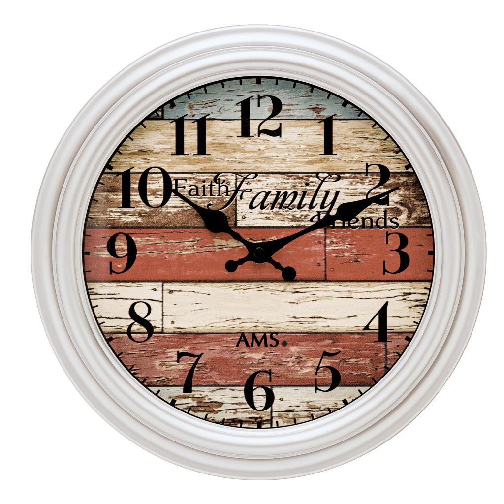 Ceas de perete AMS 9618