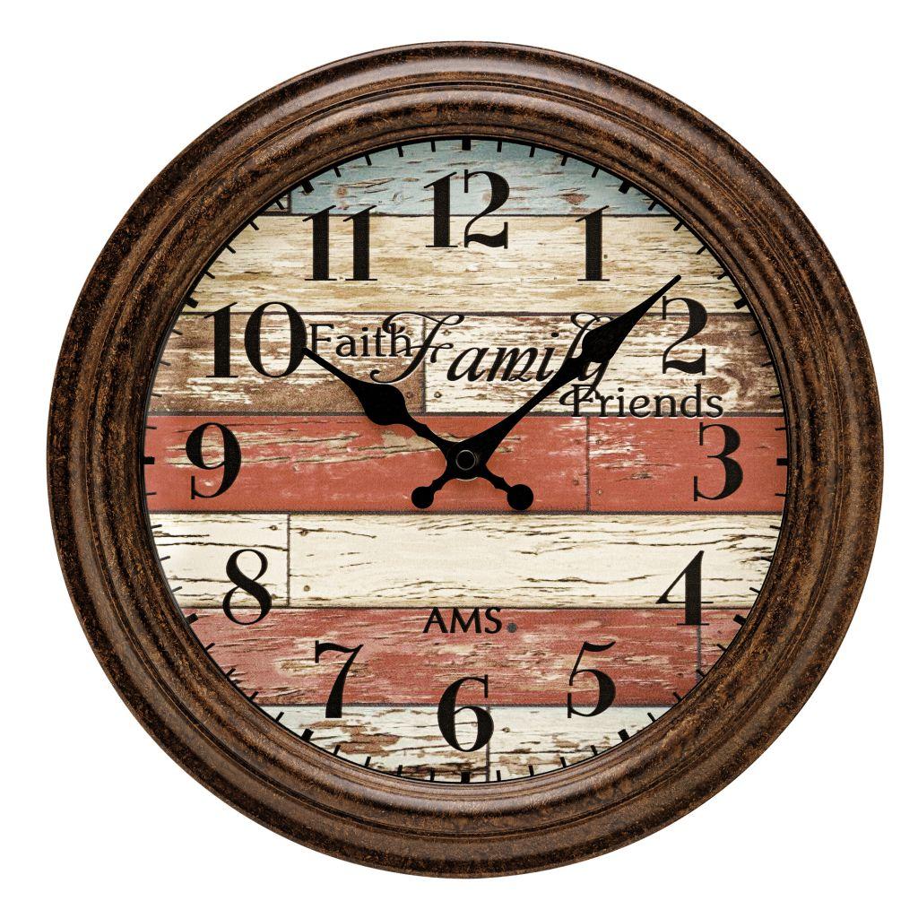 Ceas de perete AMS 9619