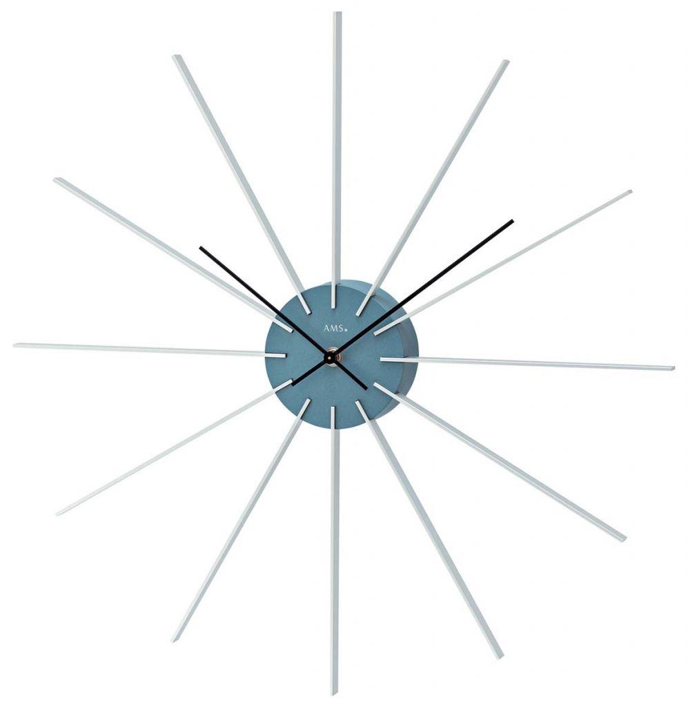 Ceas de perete AMS 9596, 50 cm