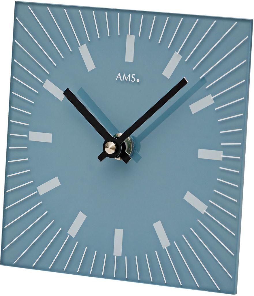 Ceas de birou AMS 1157, 13x14cm