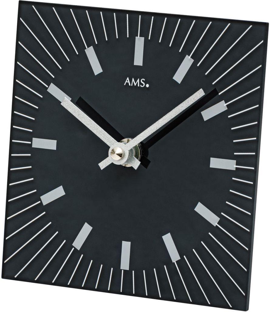 Ceas de birou AMS 1158, 13x13 cm