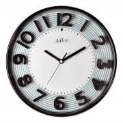 Ceas de perete Adler 7151 Alb, diametru 30 cm