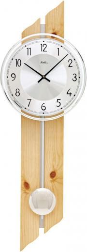 Ceas de perete AMS 7469, 65x22 cm