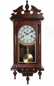 Ceas de perete mecanic Merion 3941-3 Nuc 62x35 cm