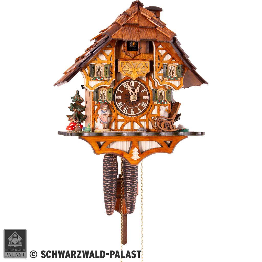Ceas cu cuc mecanic 1 zi Schneider 30/64/129