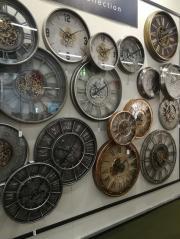 Ceas de perete pentru interior-exterior Country Style 80 cm IP20, 782056