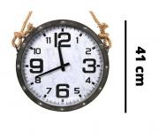 Ceas de perete Country Style 41 cm 763323