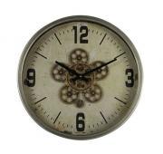 Ceas de perete interior-exterior Country Style 54782053, 46 cm, IP20