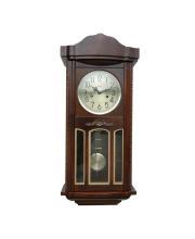 ceas de perete mecanic cu pendul adler 1