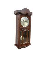ceas de perete mecanic cu pendul adler 2