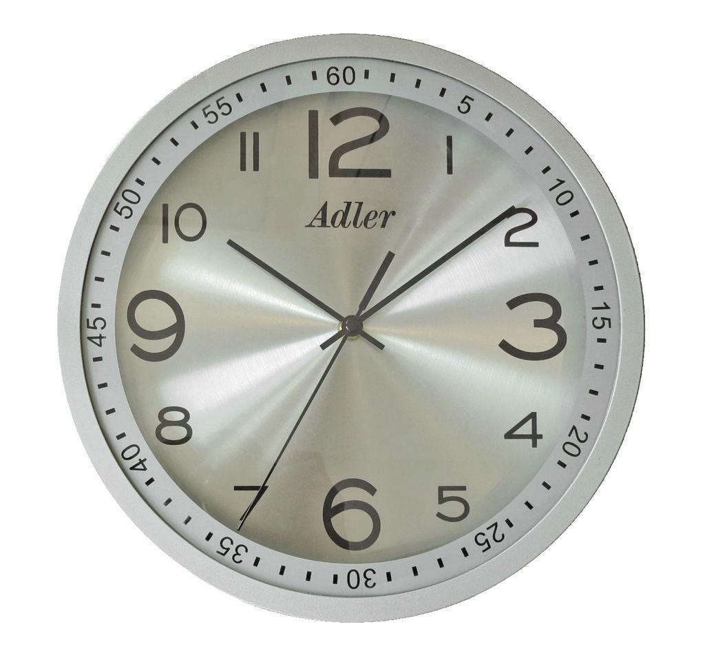 Ceas de perete Adler 30cm 8148 Gri