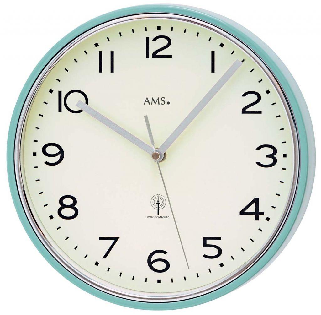 Ceas de perete AMS 5508, radio controlled