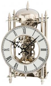 Ceas de masa AMS 1184, Mecanic, Argintiu