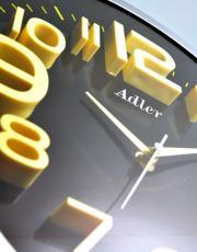Ceas de perete Adler 7146 Cifre galbene