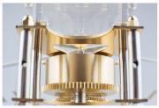 Ceas de perete Hermle 30907-000791 mecanic - D55 cm