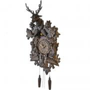 Ceas cu cuc Adler 2400-1 lemn 42x87 cm