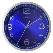 Ceas de perete Adler 30cm 8148 Albastru