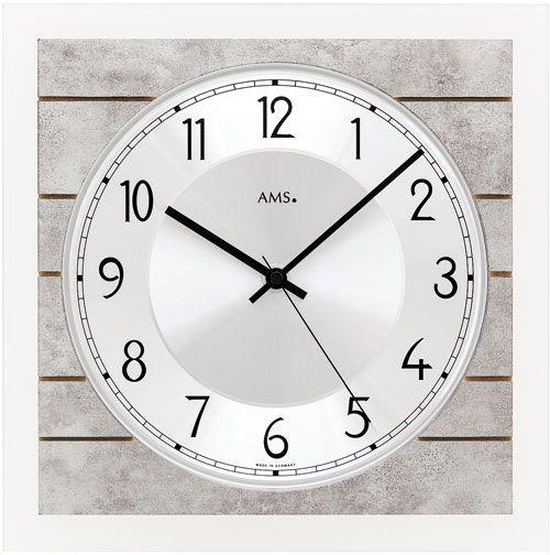 Ceas de perete AMS 5564 25x25cm