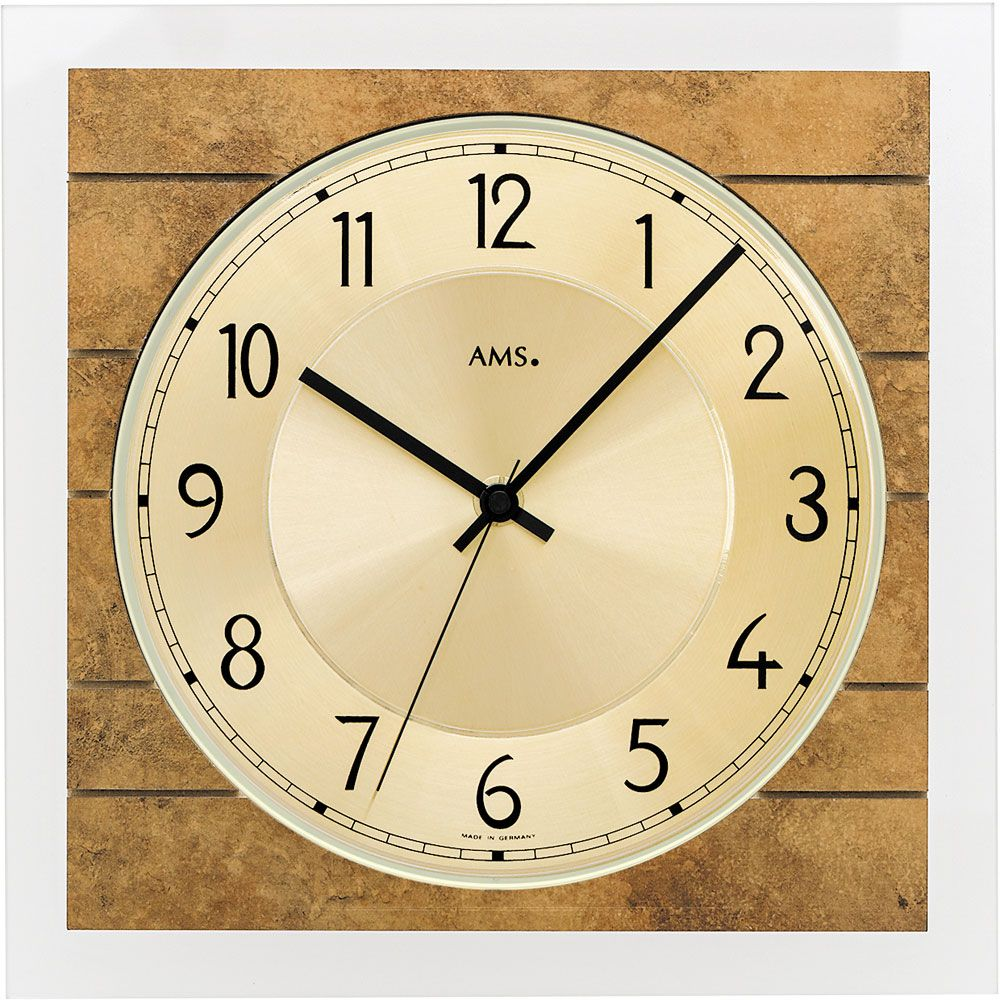 Ceas de perete AMS 5563 25x25cm