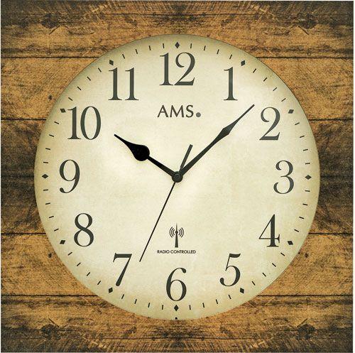 Ceas de perete AMS 5550 34x34 cm