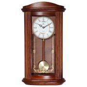 Ceas de perete cu pendul, quartz, cu melodie Westminster 6703-9
