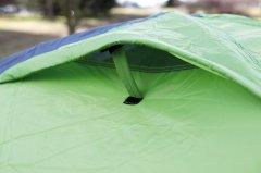 Hannah tent ventilation
