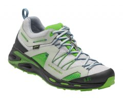 Garmont 9.81 Trail Pro III light grey green