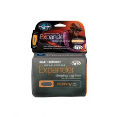 Lenjerie pentru sacul de dormit Sea to Summit Expander Liner Hood