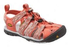 Keen Clearwater CNX fusion coral vapor