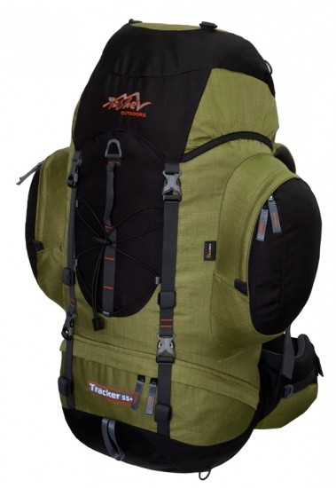 Tracker 55 cr olive