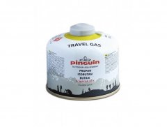 Butelie gaz, cu valva, Pinguin Travel Gas 230g