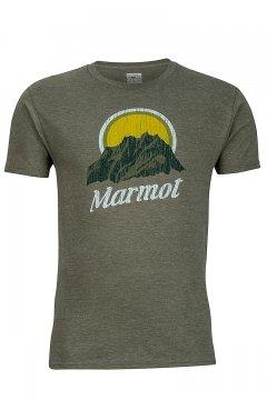 Tricou Marmot Pikes Peak Tee SS