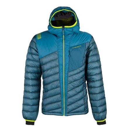 Conquest Down Jacket OceanLake