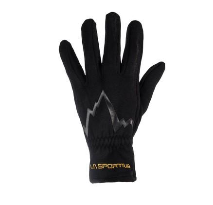 Stretch Gloves BlackYellow