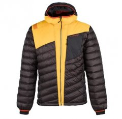 Conquest Down Jacket BlackYellow