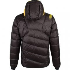 Command Down Jacket BlackYellow back