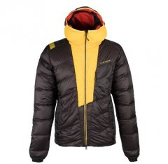 Command Down Jacket BlackYellow