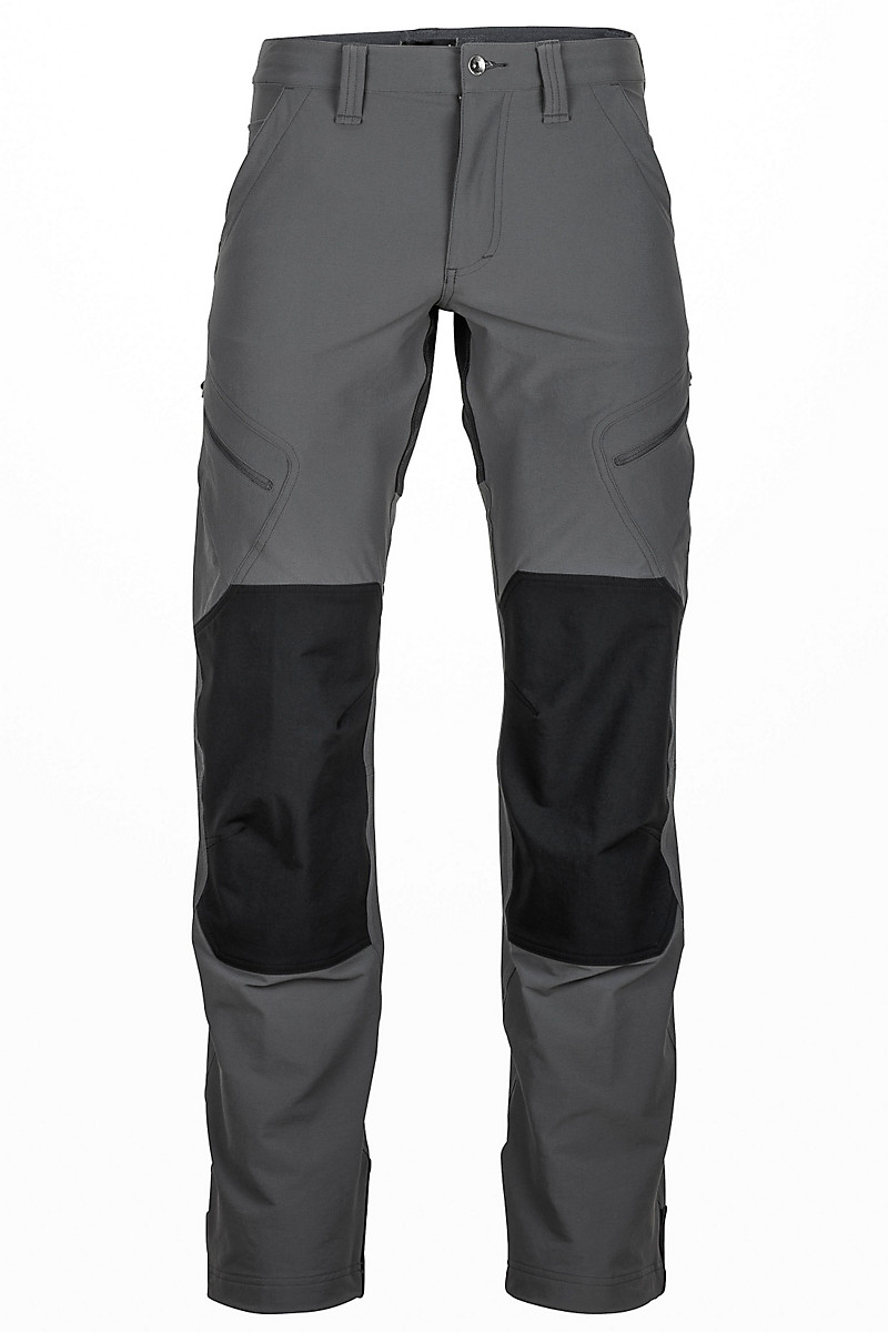 Highland Pant Slate Grey Black