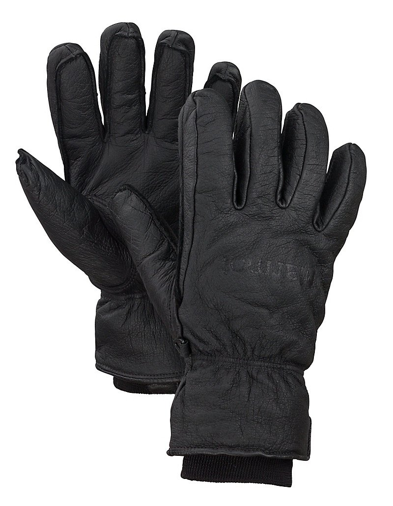 Basic Ski Glove Black