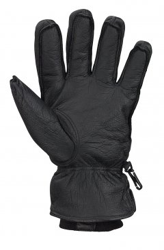 Basic Ski Glove Black1