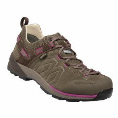 Garmont Santiago Low Gtx Wms Brown Fuchsia
