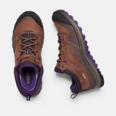 Keen Terradora Leather WP scotch mulch 1017757 side