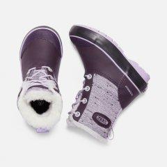Elsa Boots Lilac Pastel1