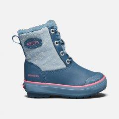 Elsa Boots Blue